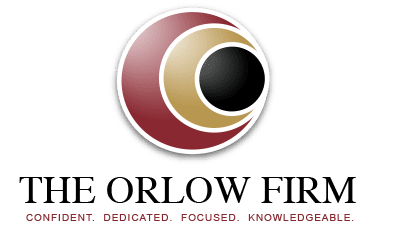 The Orlow Firm's Logo